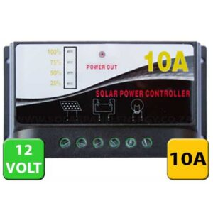 PWM 10A solar charge controller
