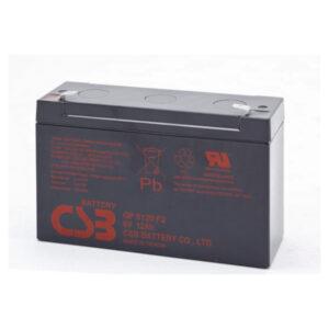 CSB GP6120 AGM BATTERY