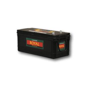 Royal N150 Semi-Sealed Maintenance Free Battery