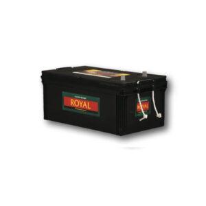 Royal N200L Semi-Sealed Maintenance Free Battery