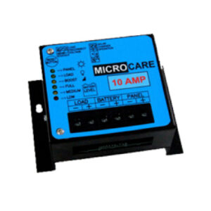 MICROCARE 10 AMP 12/24 Charge Controller