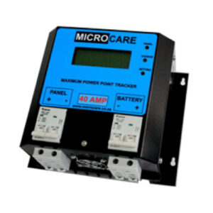 MICROCARE 40AH MPPT Solar Charge Controller