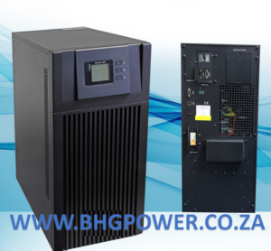 ONLINE DOUBLE CONVERSION UPS - 10kVA SINGLE PHASE