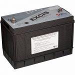 Excis 102 AH 12 V Maintenance Free