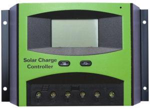 Ecco Solar Charge Controller 50A - 12V-24V