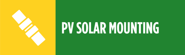 PV SOLAR MOUNTING