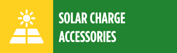 SOLAR CHARGE ACCESSORIES