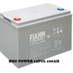 FIAMM BATTERY 12FGL 100AH