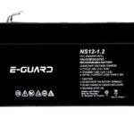 E-Guard Battery NS12-1.2AH